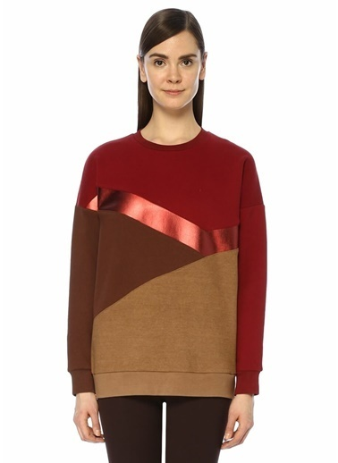 Beymen Club Sweatshirt Bordo